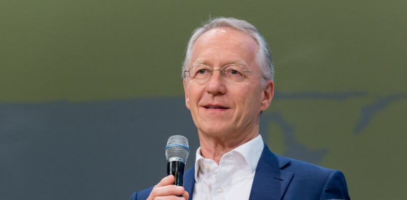 Dr. Werner Schnappauf - Foto: David Ausserhofer, Svea Pietschmann, © Rat für Nachhaltige Entwicklung