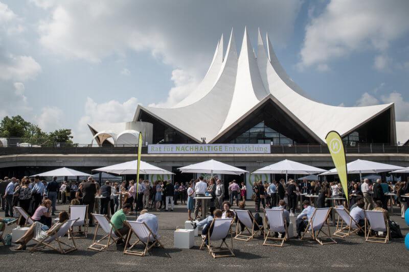 18. Jahreskonferenz des Rates für Nachhaltige Entwicklung am 04.06.2018 im Tempodrom Berlin - Foto: Benjamin Pritzkuleit, © Rat für Nachhaltige Entwicklung (RNE)