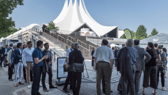 18. Jahreskonferenz des Rates für Nachhaltige Entwicklung am 04.06.2018 in Berlin, Foto: Benjamin Pritzkuleit, © Rat für Nachhaltige Entwicklung (RNE)