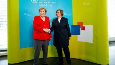 19. Jahreskonferenz des Rates für Nachhaltige Entwicklung am 04.06.2019 in Berlin, Foto: André Wagenzik/Andreas Domma © Rat für Nachhaltige Entwicklung (RNE)