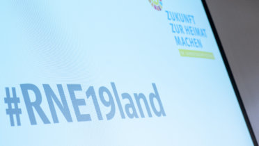 """Themenforum auf der 19. RNE-Jahreskonferenz zum Thema """"Wie geht eine lebendige natürliche Landwirtschaft?"""", Foto: André Wagenzik/Andreas Domma © Rat für Nachhaltige Entwicklung (RNE)"""