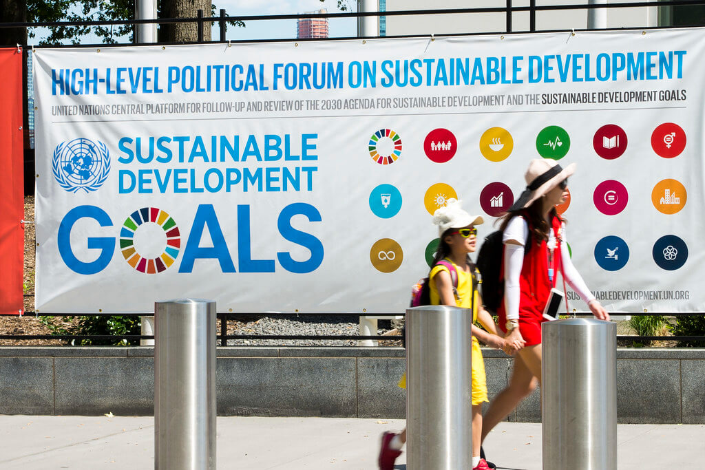 High-level Political Forum 2016 in New York Foto: Freya Morales © UNDP