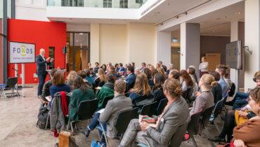 Netzwerktreffen des Fonds Nachhaltigkeitskultur vom 17.-18. Februar 2020 in Berlin. Foto: Svea Pietschmann © RNE