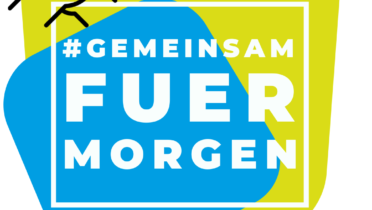 Unter dem Motto #gemeinsamfuermorgen startet am 08.07.2020 eine Kooperation für die Deutschen Aktionstage Nachhaltigkeit 2020. Bild: RNE