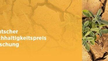 """10. Deutscher Nachhaltigkeitspreis Forschung zum Themenschwerpunkt """"Anpassung an den Klimawandel und Extremwetterereignisse""""; Foto: DNP"""