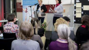 36 Prozent der Neugründungen wurden 2019 in Thüringen von Frauen angemeldet. Foto: © Markus Schlevogt