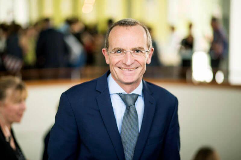 Prof. Dr. Alexander Bassen - Foto: Andreas Weiss, © Rat für Nachhaltige Entwicklung (3 MB)